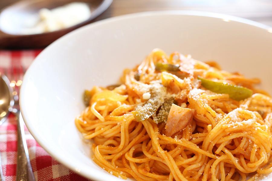 スパゲッティーナポリタン