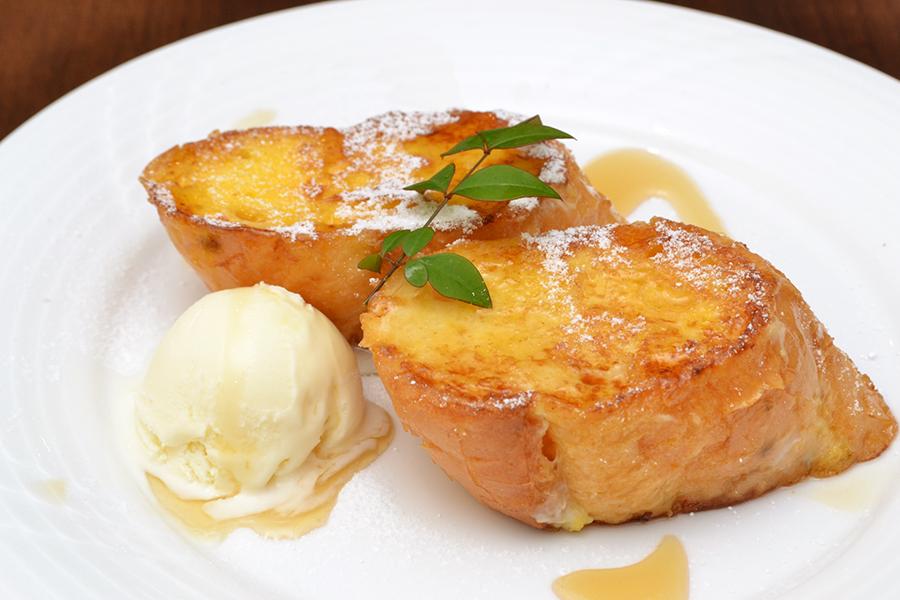 フレンチトーストのイメージ写真