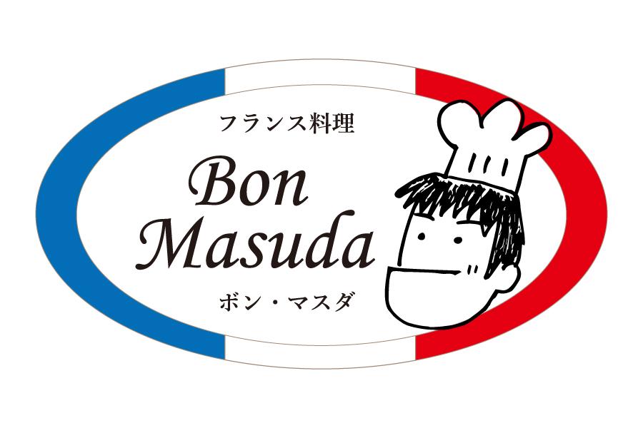 bonmasudaのロゴ