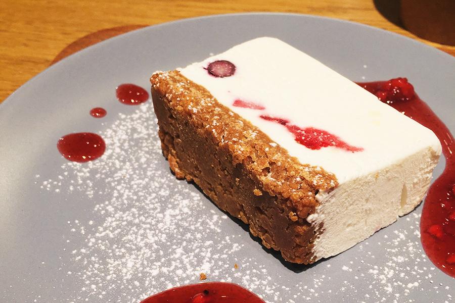 チーズケーキのイメージ写真