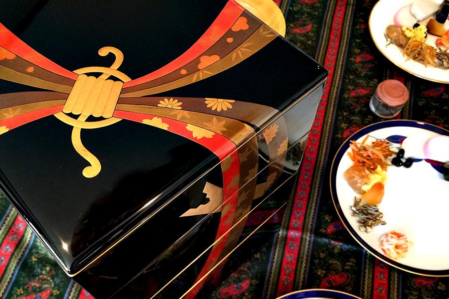 おせち料理のイメージ写真