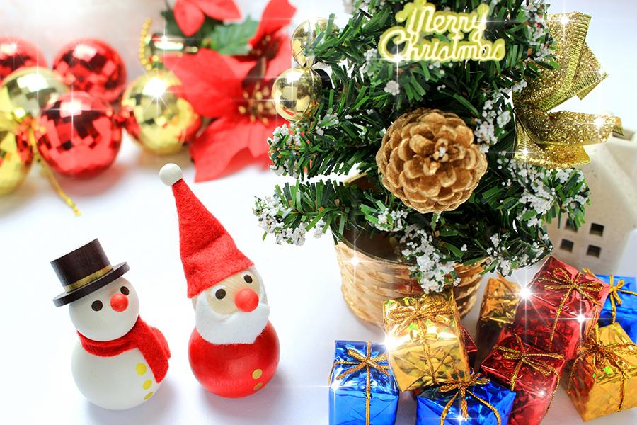 クリスマスのイメージ画