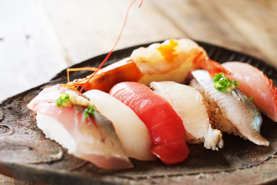 お寿司のイメージ写真