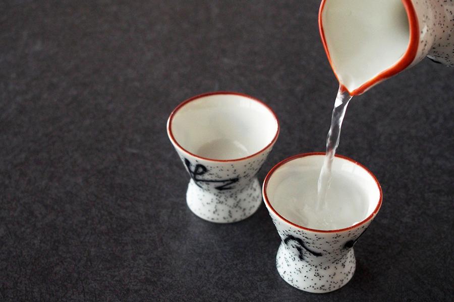 日本酒のイメージ写真