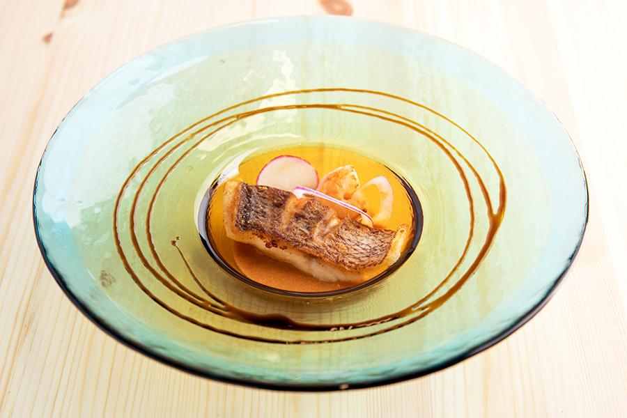 魚料理のイメージ写真