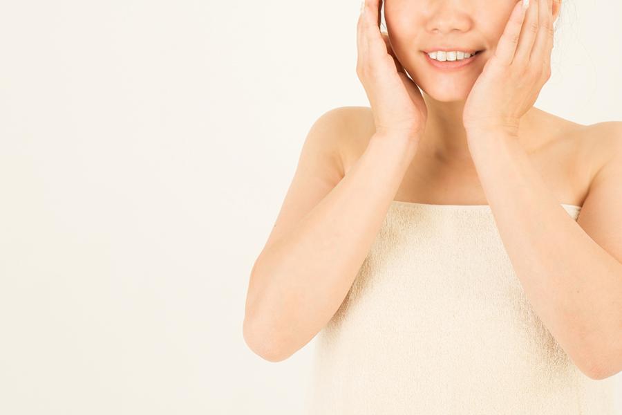 アンチエイジングのイメージ写真