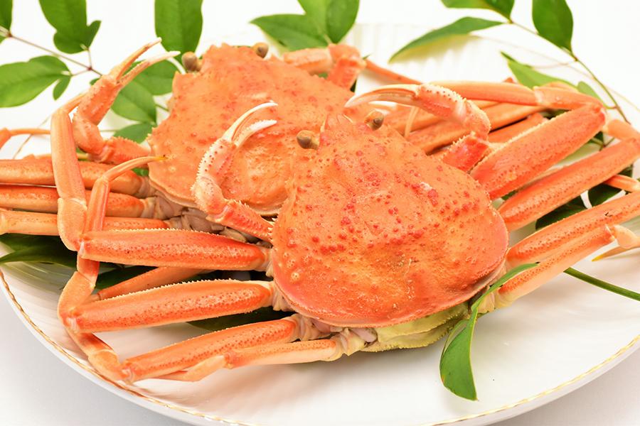 カニ料理のイメージ写真