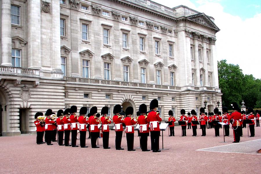 英国王室のイメージ写真