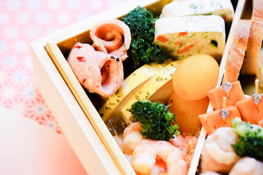 洋風おせち料理のイメージ写真